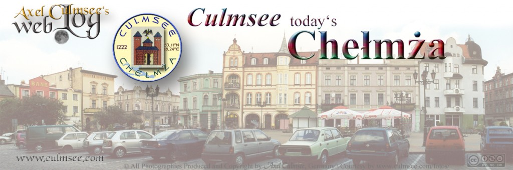 former days Culmsee is today's Chelmza