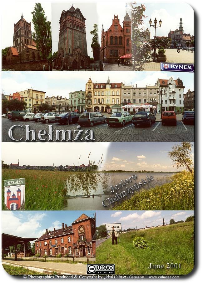 Chelmza-Collage 2001