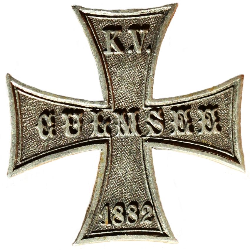 Culmsee Kreuz 1882