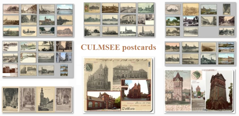 Culmsee postcards