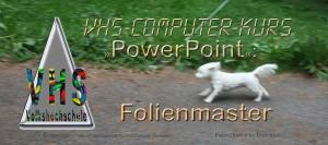 PowerPoint Folienmaster