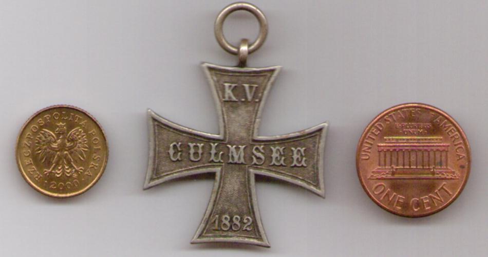 Kreuz - Culmsee, 1882