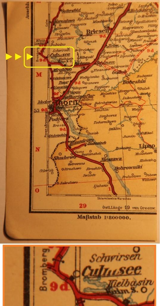 Culmsee mini map