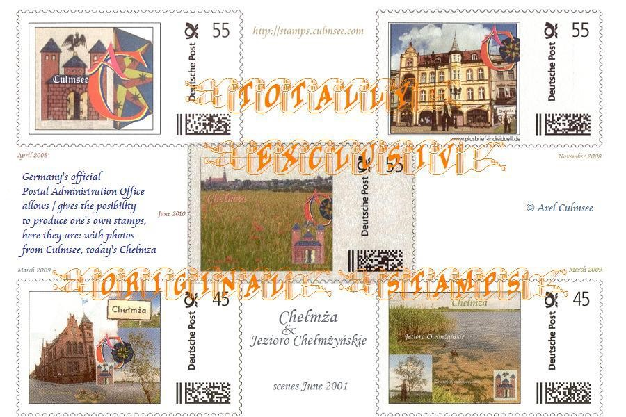 Deutsche Post, Briefmarke individuell