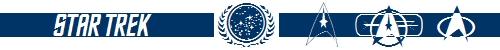 Star Trek Linie insignia