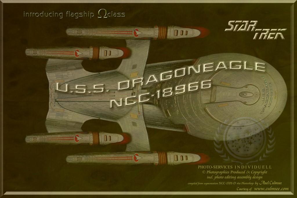 U.S.S. DRAGONEAGLE NCC-18966