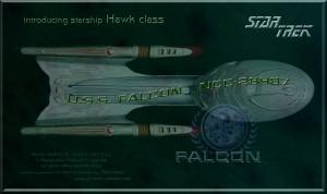 U.S.S. FALCON NCC-28987