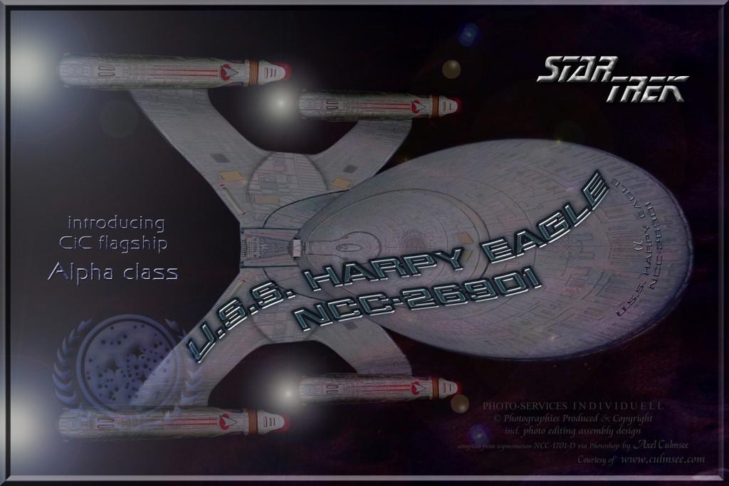 U.S.S. HARPY EAGLE NCC-26901