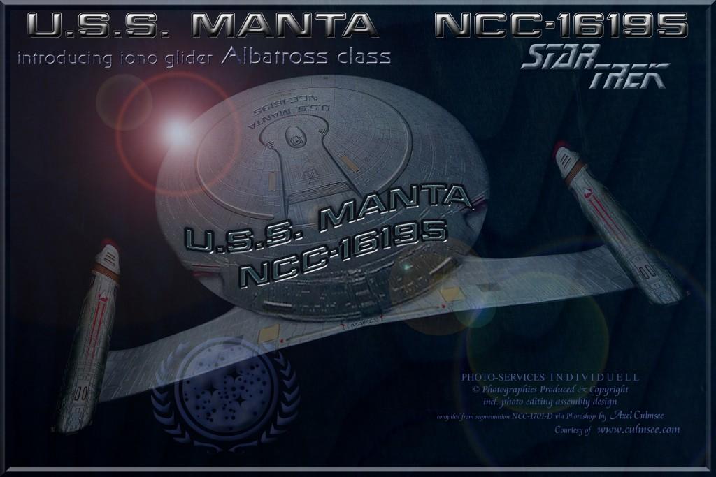 U.S.S. MANTA NCC-16195