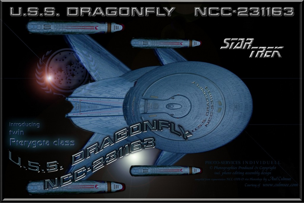 U.S.S. DRAGONFLY NCC-231163