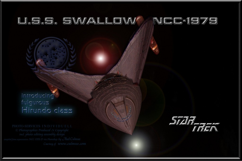 U.S.S. SWALLOW NCC-1979