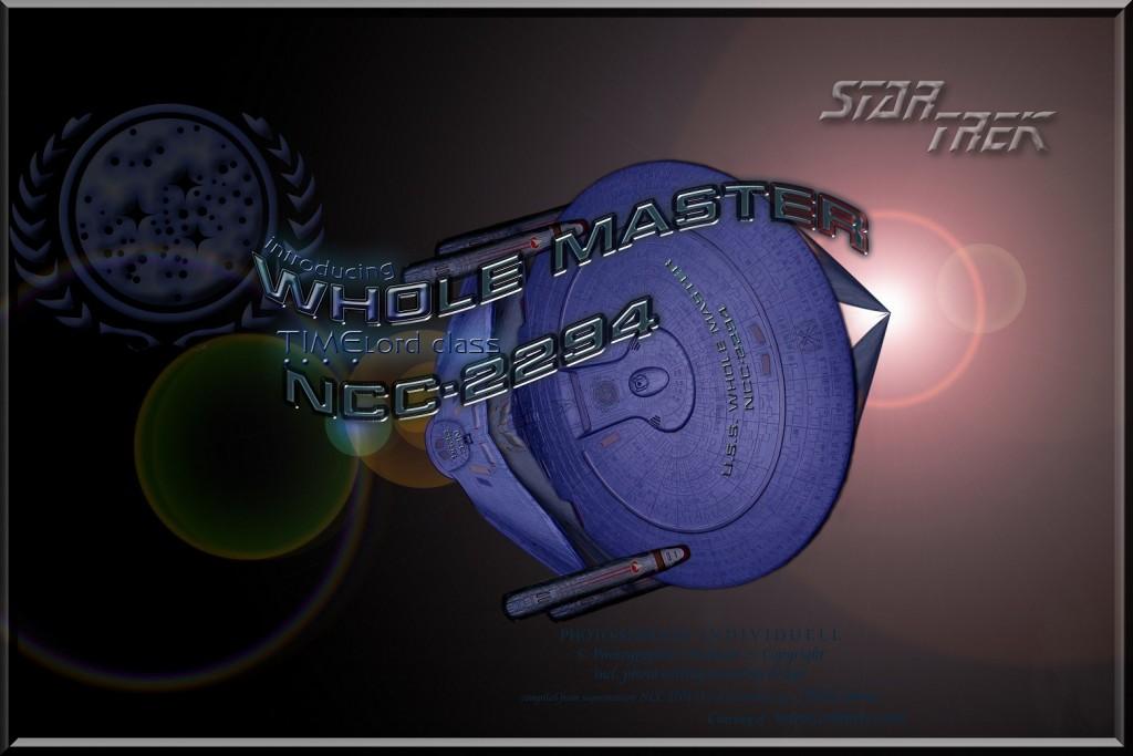 U.S.S. WHOLE Master NCC-2294