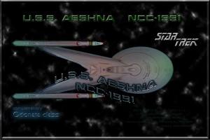 U.S.S. AESHNA NCC-1991