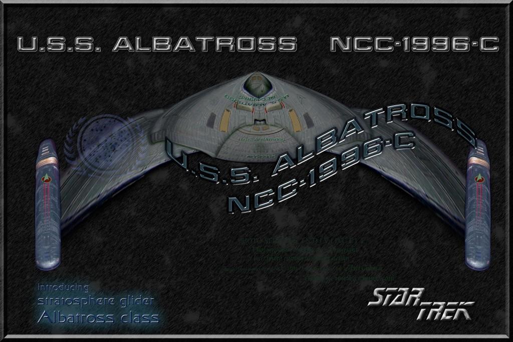 U.S.S. ALBATROSS NCC-1996-C