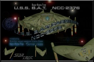 U.S.S. B.A.T.CARRIER NCC-2376