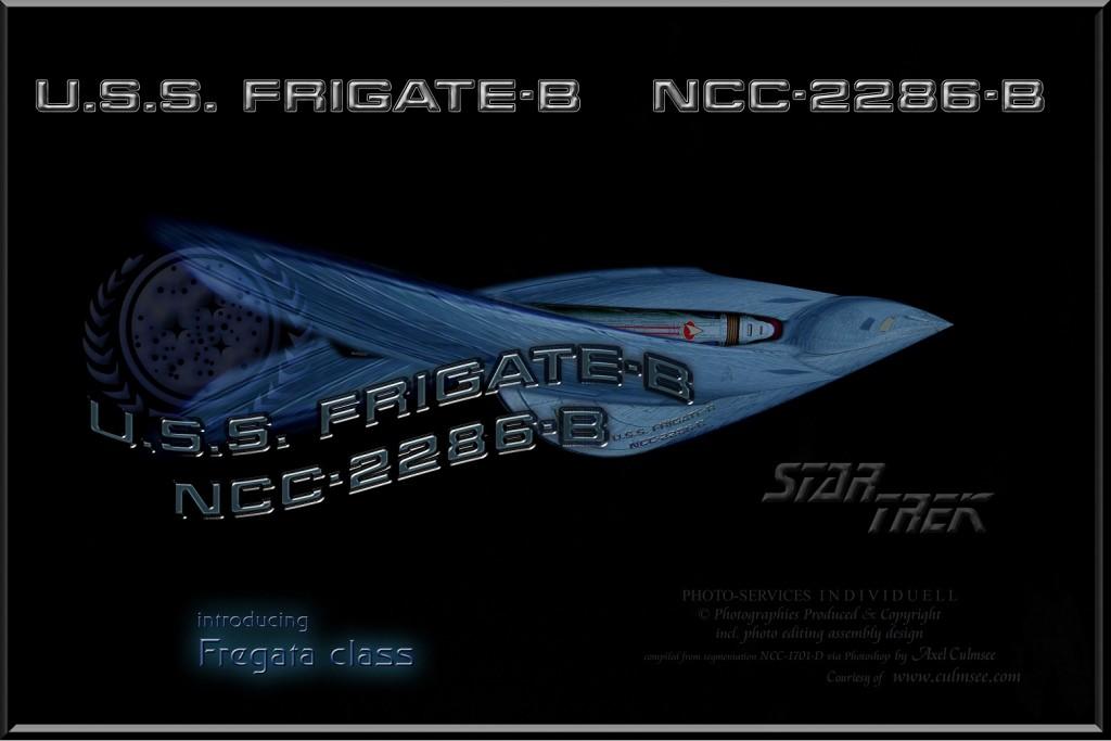 FRIGATE-B NCC-2286-B