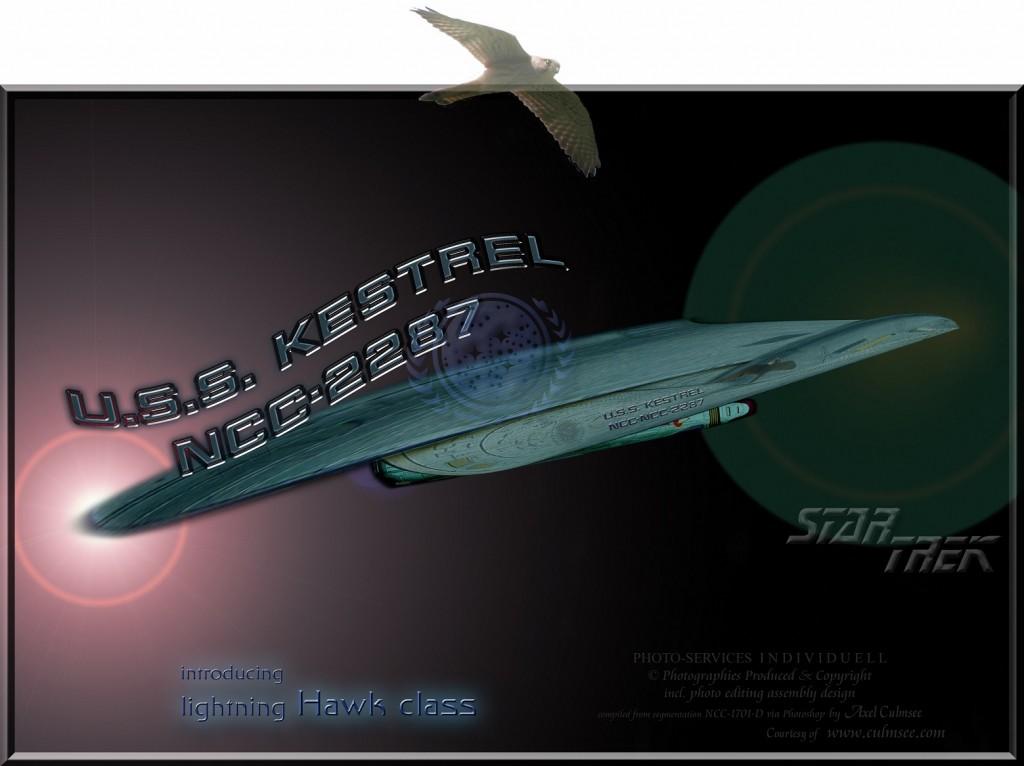 U.S.S. KESTREL NCC-2287