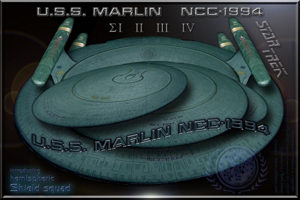 U.S.S. MARLIN NCC-1994
