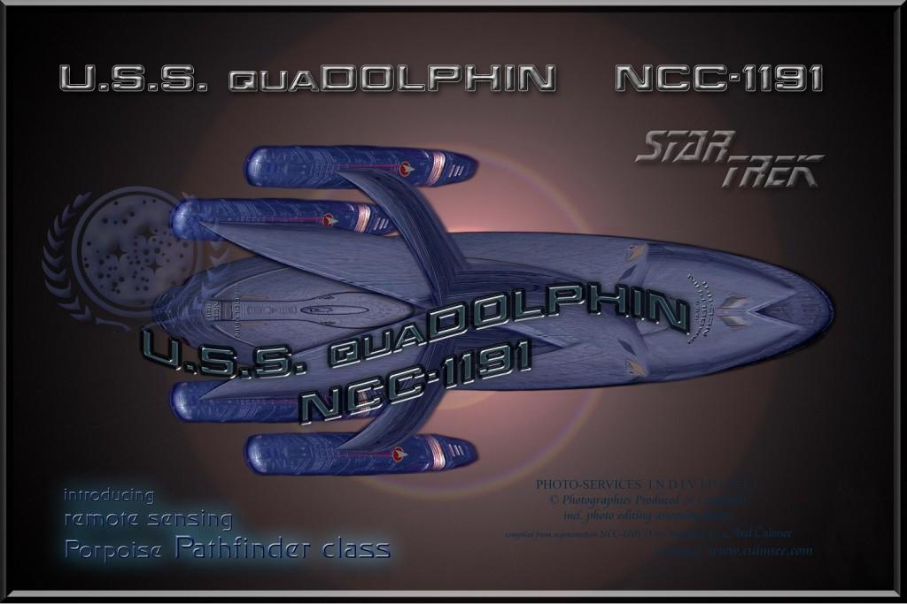 U.S.S. quaDOLPHIN NCC-1191