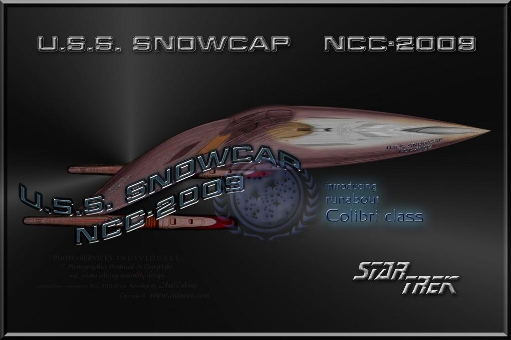 U.S.S. SNOWCAP NCC-2009