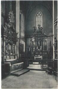 Basilika Culmsee (ancient postcard)