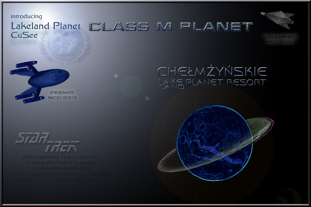 Lakeland Class M Planet CuSee