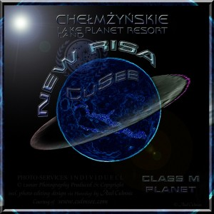 New Risa at class M planet CuSee