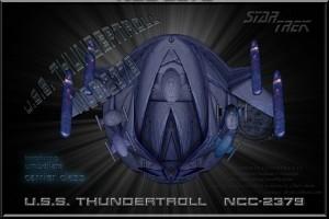 U.S.S. THUNDERTROLL NCC-2379