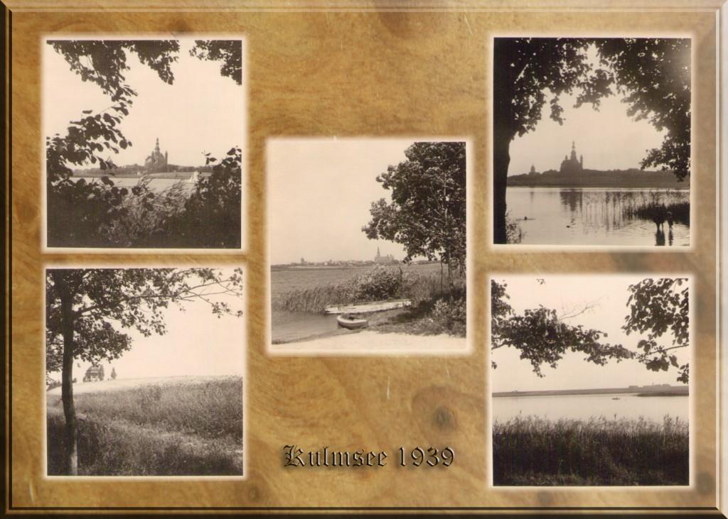Kulmsee Fotos Collage 1939
