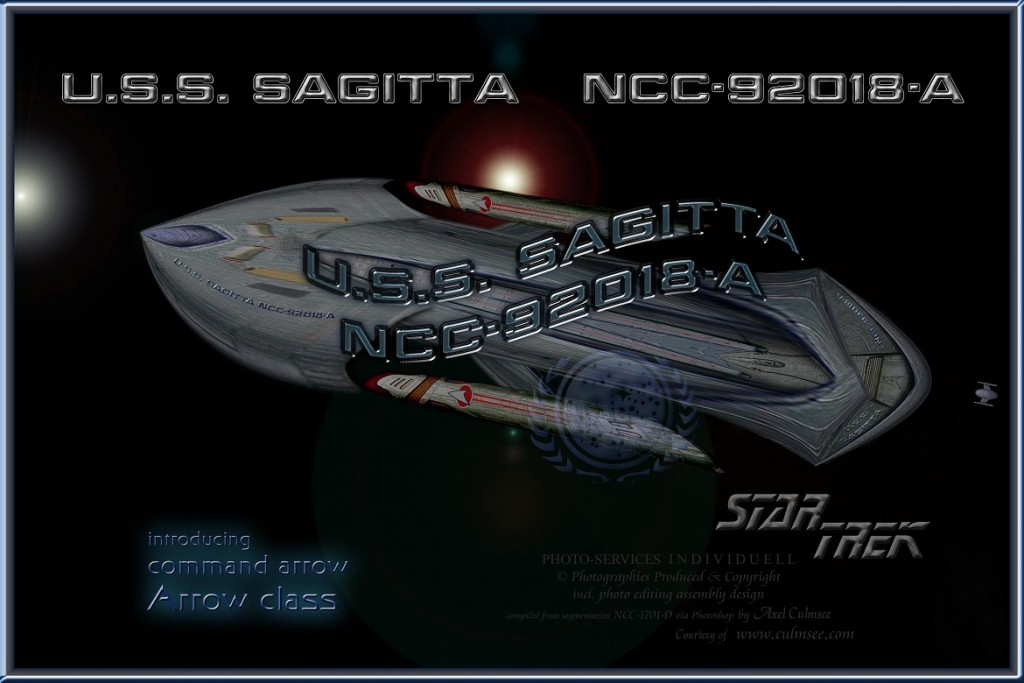 USS SAGITTA NCC-92018-A