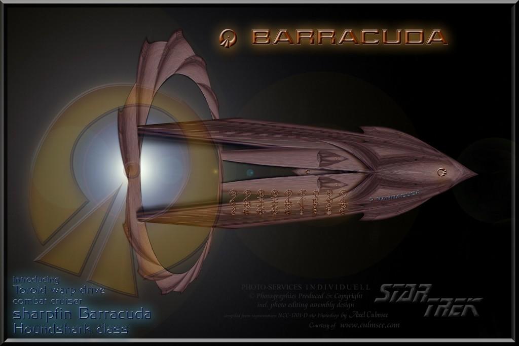 Vulcanius Barracuda