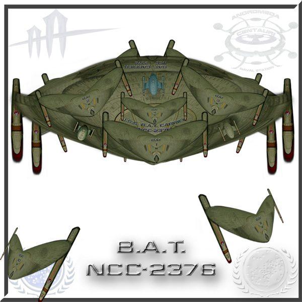 BAT CARRIER NCC-2376