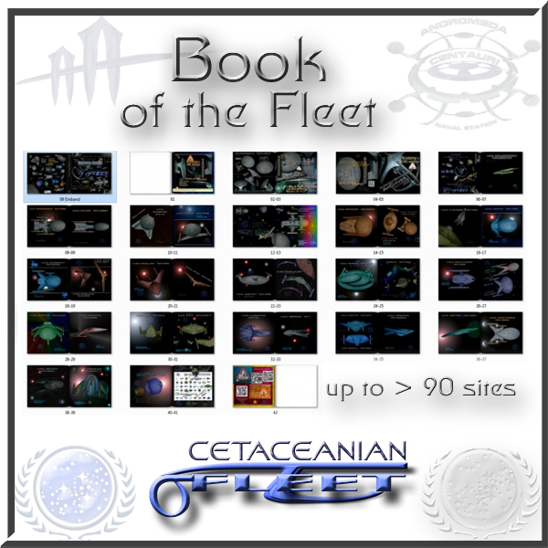 Star Trek Book of the SigmaTau Fleet