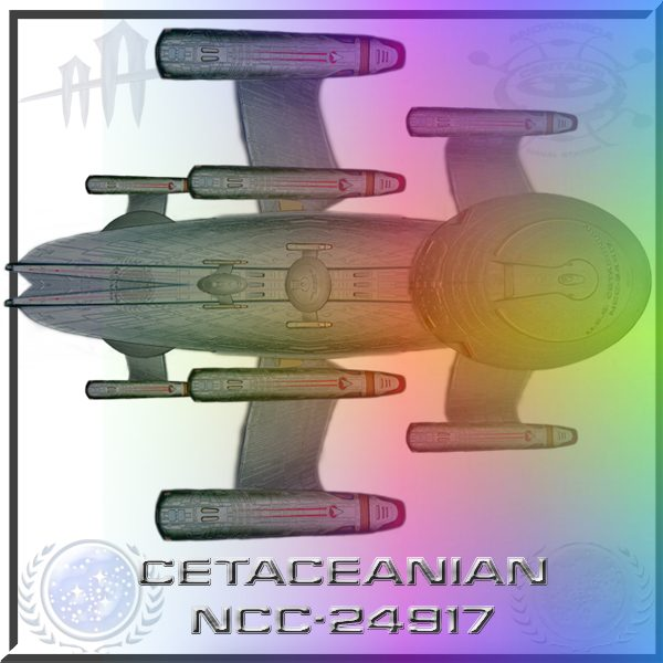 CETACEANIAN NCC-24917