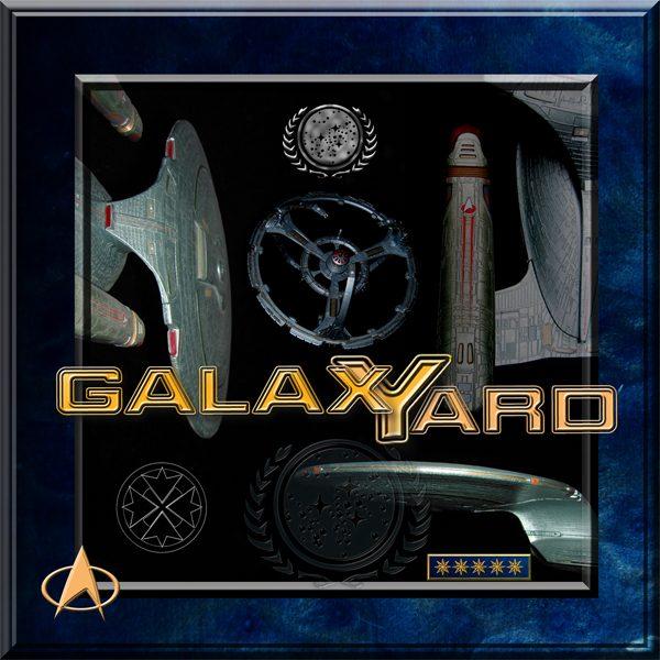 Star Trek Galaxy Yard
