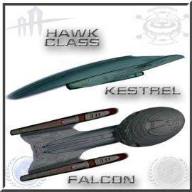 HAWK class starships