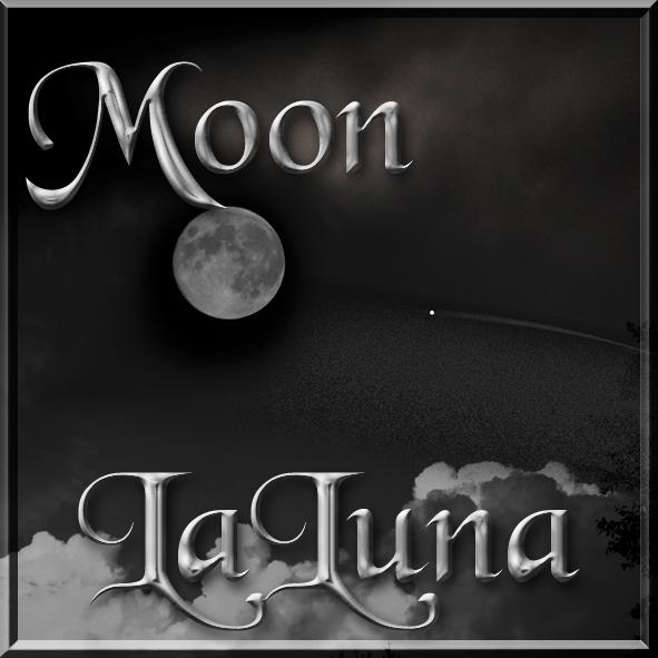 Moon LaLuna Collage