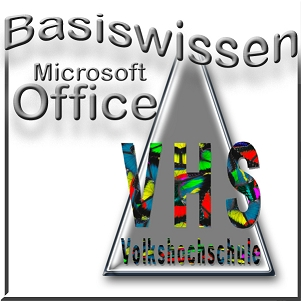 VHS PC-Kurs Basiswissen Office