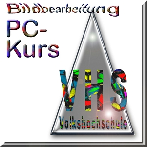 PC-Kurs Bildbearbeitung VHS