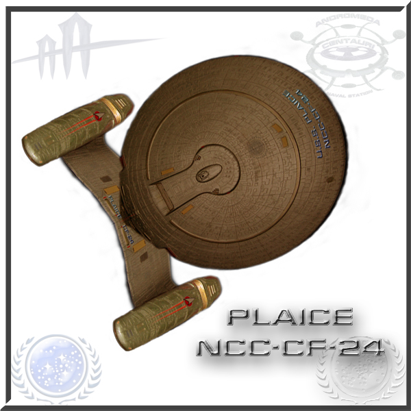 PLAICE NCC-CF-24