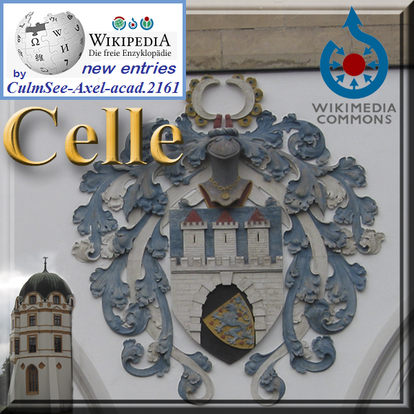 Celle at Wikipedia and Wikimedia
