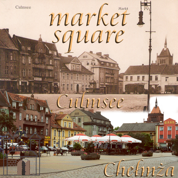Chelmza market square
