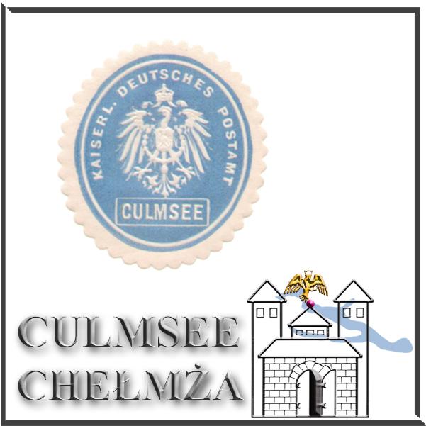 Culmsee Siegelmarke Postamt