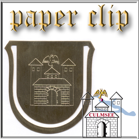 Culmsee paper clip