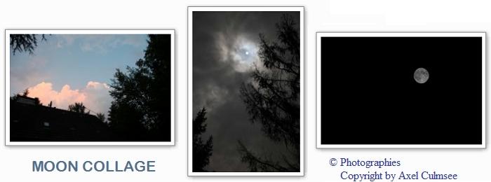 parts for Collage-Mix LaLuna stellar