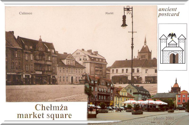 Culmsee Marktplatz