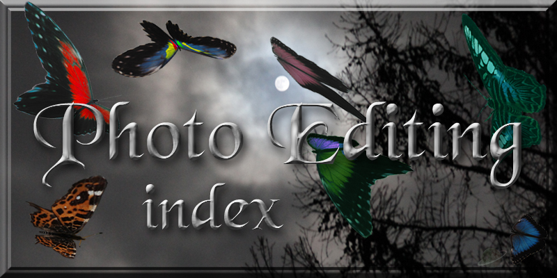 index Photo Editing
