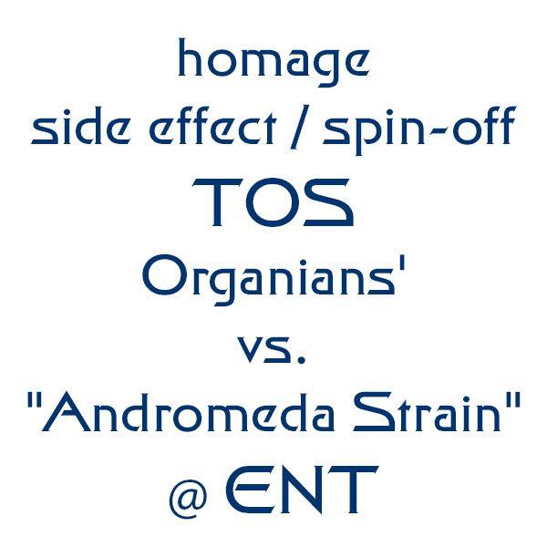 Andromeda Strain at Enterprise