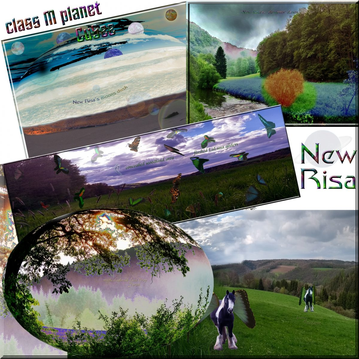 New Risa sceneries