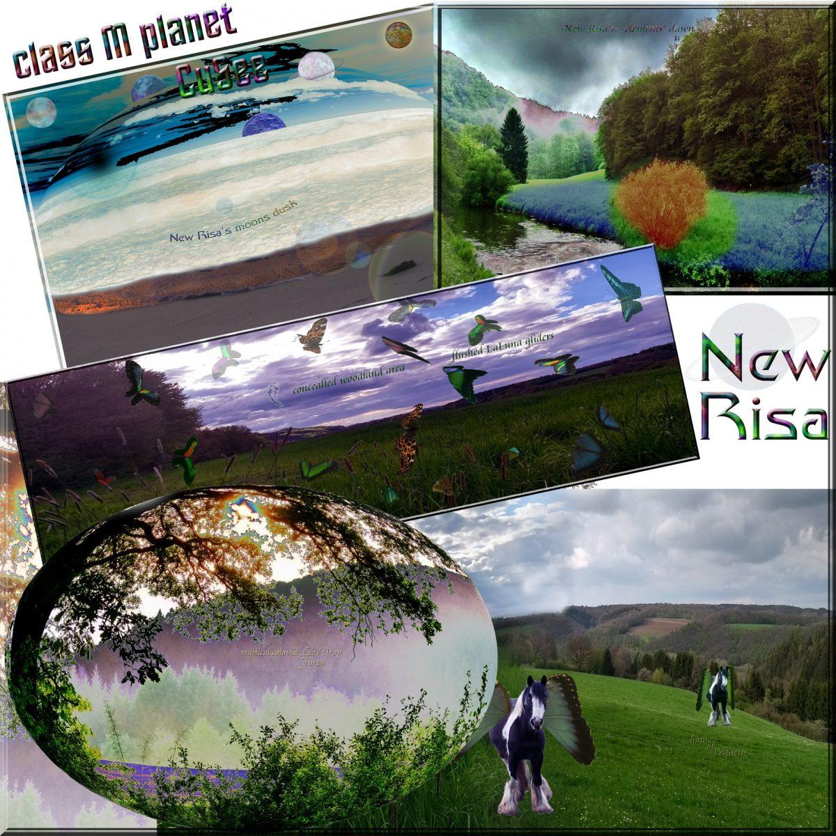 New Risa sceneries